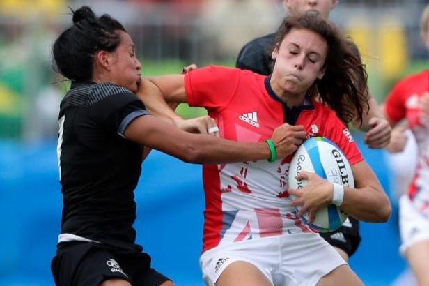 women rugby